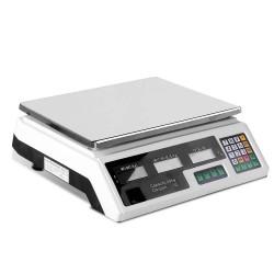Giantz Electronic Digital Weight Scales - White