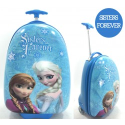 HARD CASE KIDS LUGGAGE SISTERS FOREVER