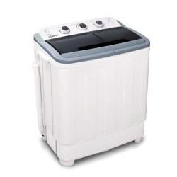 5KG Mini Portable Washing Machine - White