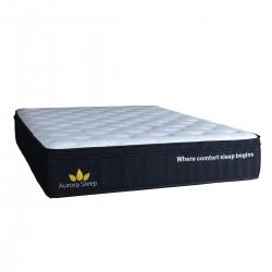 Aspen Pocketspring Foam Queen Mattress With Pillowtop