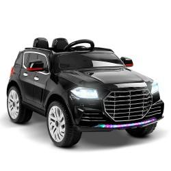 Rigo Kids Ride On Car  - Black