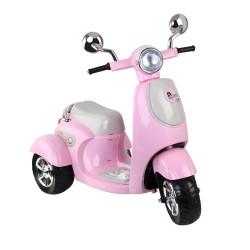 Rigo Kids Ride On Motorbike Motorcycle Car Toys Pink