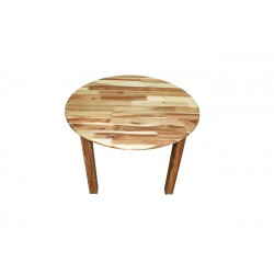 Acacia Round Table 75
