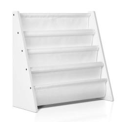 Artiss Kids Bookshelf - White