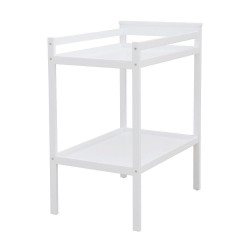 Universal 2 Tier Change Table - White