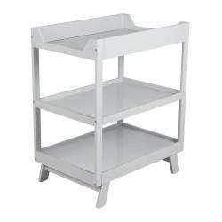 Porta Casa 3 Tier Change Table - Grey