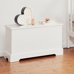 Letto Toy Chest - White