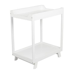 Casa Two Tier Change Table - White