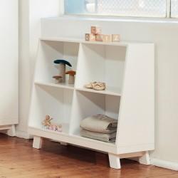 Casa Modular Book Case - White