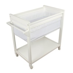 Bebe Care Crib - White