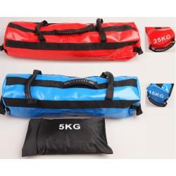 15KG & 25KG Sandbag PowerBag Sand Bag Strength Training