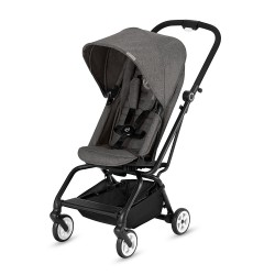 Eezy S Twist Stroller - Manhattan Grey