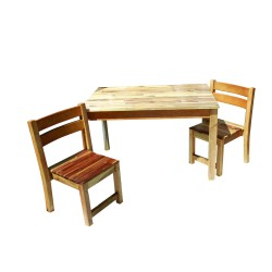 Hardwood Study Desk (Acacia)