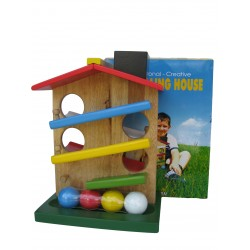 Ball Rolling House