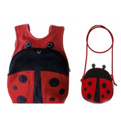 Lady Bug Back Pack