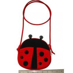 Lady Bug Pouch