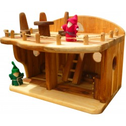 Medium Dollhouse