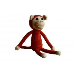 Crocheted Monkey