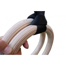 Birch Wood Gymnastic Rings