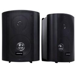 Giantz Set of 2 Waterproof Speakers