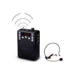 Portable Bluetooth Voice Amplifier/Loud Speaker