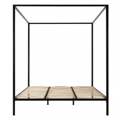 4 Four Poster King Bed Frame