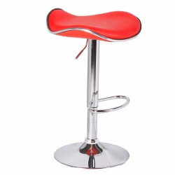 2x DORA BARSTOOL RED