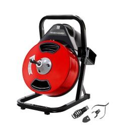 GIANTZ Drain Cleaner Drain Master Electric Rigid Plumbing Machine