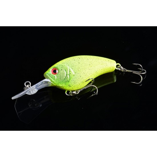 7x 9cm Popper Crank Bait Fishing Lure Lures Surface Tackle Saltwater