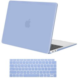 Case Shell + Keyboard cover MacBook Pro retina display - Light Blue