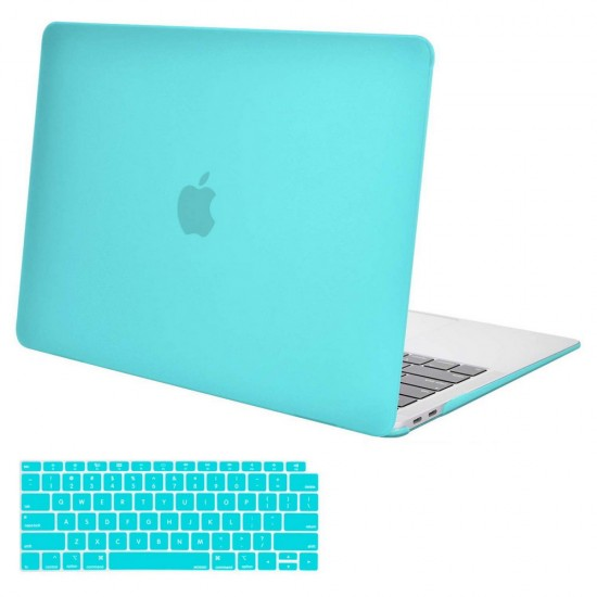 Case Shell + Keyboard cover MacBook Pro retina display - Tiffany Blue