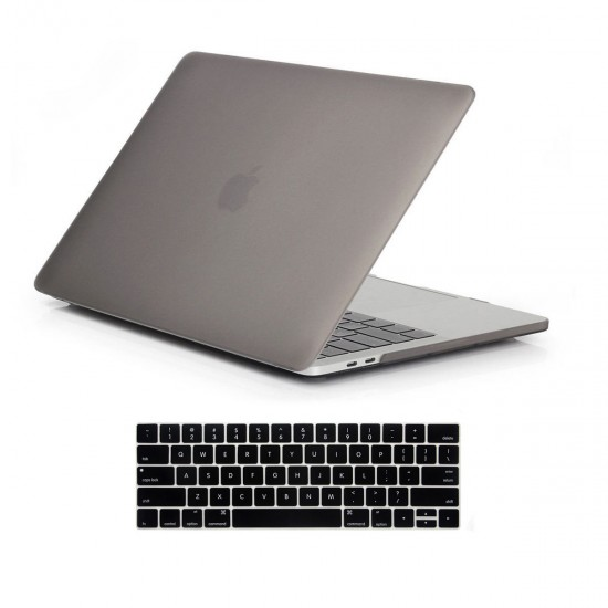 Case Shell + Keyboard cover MacBook Pro retina display - Grey