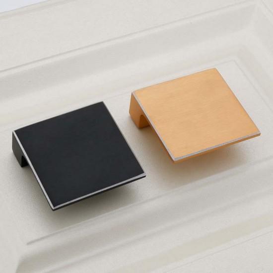 Zinc Kitchen Cabinet Handles Drawer Bar Handle Pull 32MM