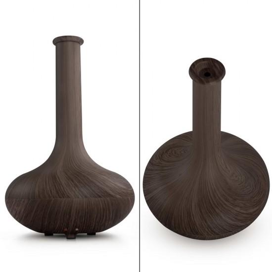 160ml 4 in 1 Aroma Diffuser - Dark Wood