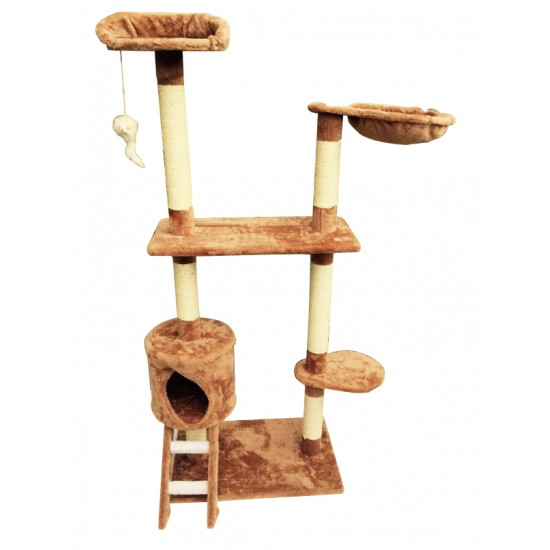 122 cm Cat tree Scratching Post