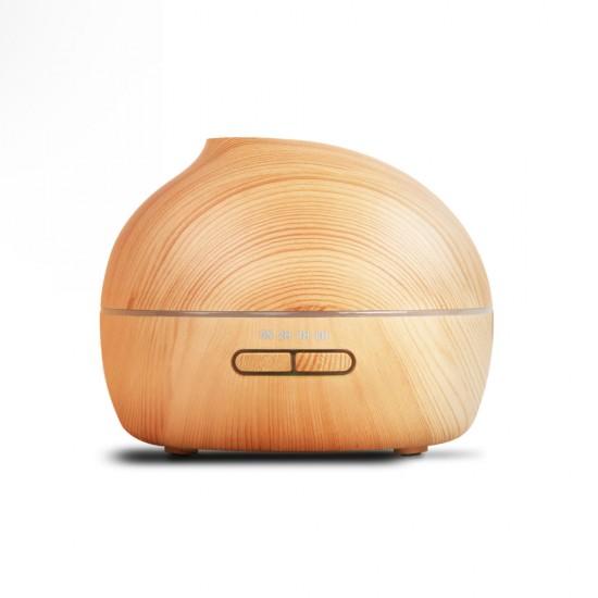 4 in 1 Ultrasonic Aroma Diffuser 300ml - Light Wood