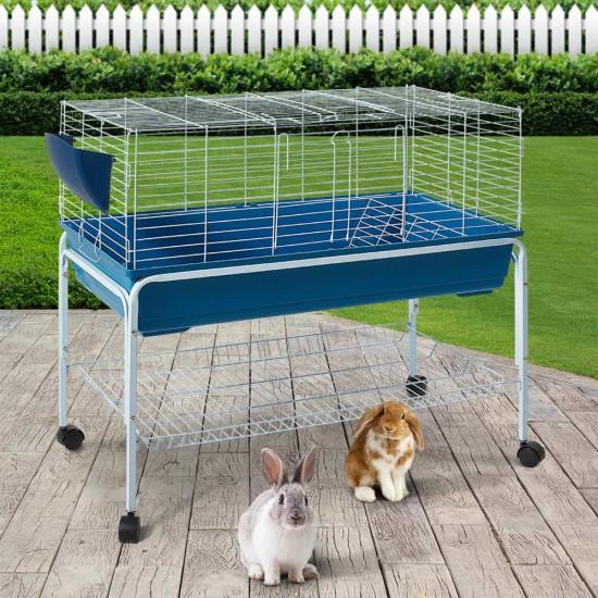 i.Pet 100cm Rabbit Bunny Guinea Pig Home
