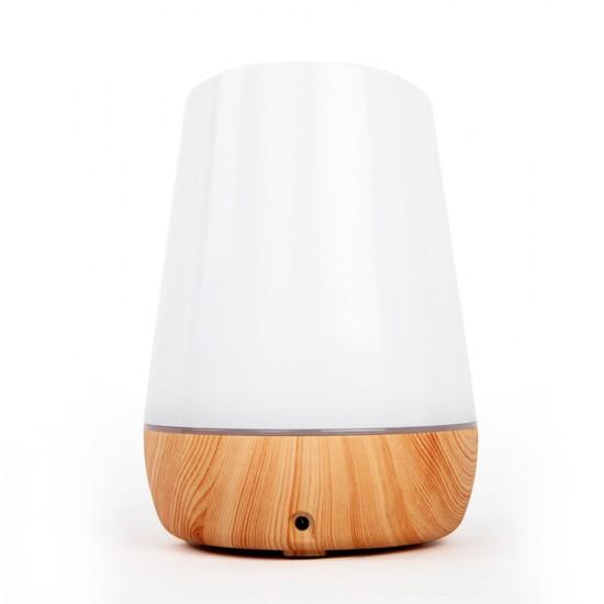 4 in 1 Ultrasonic Aroma Diffuser 500ml  - Light Wood