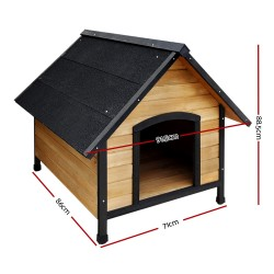 Extra Large Timber Wooden Pet Kennel