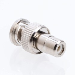 RCA Female to BNC Male Adapter Connect Coaxial Connector Adapter CCTV Camera