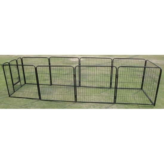 10 x 800 Tall Panel Pet Exercise Pen Enclosure