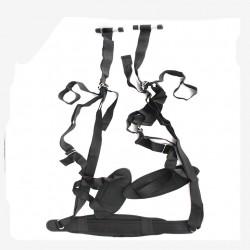 Adult Bondage Gear SM Fetish Door Sex Toy Couples Game Swing Toys Sling