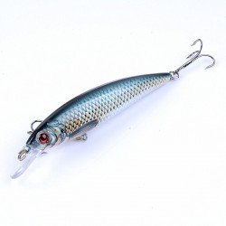 9x Popper Poppers 5.8cm Fishing Lure Lures Surface Tackle Fresh Saltwater