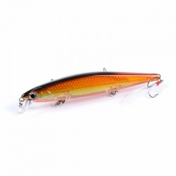 7x Popper Minnow 11cm Fishing Lure Lures Surface Tackle Fresh Saltwater