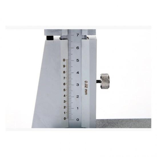 0-300MM height gauge vernier calipers altitude slide marking ruller caliper