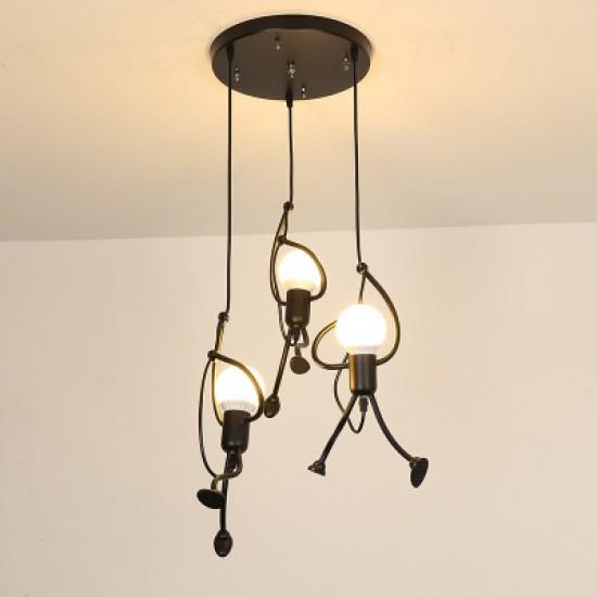Pendant Lights Modern Art  Chandelier Ceiling in Kitchen Cafe Restaurant Shop
