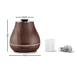 Aroma Diffuser - Dark Wood