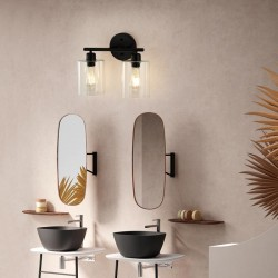 Bathroom Vanity Light Bath room Lighting Fixtures Makeup Mirror Wall