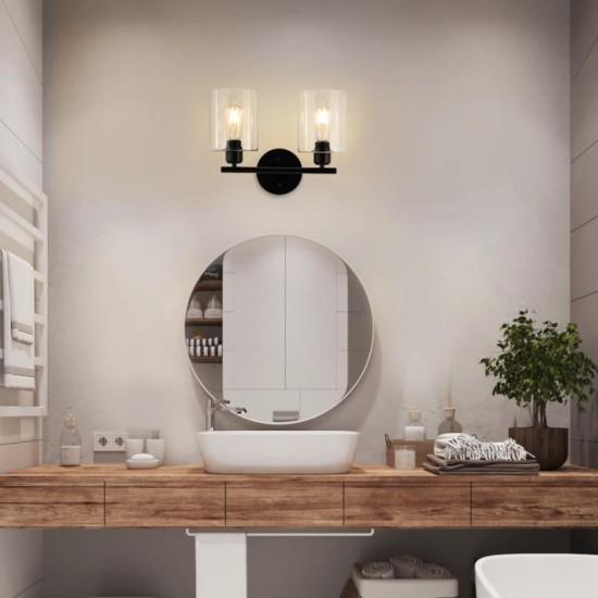 Bathroom Vanity Light Bath room Lighting Fixtures Makeup Mirror Wall