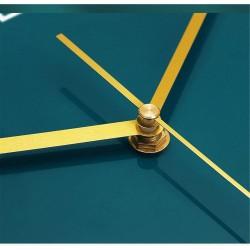 Light Luxury Decorative Wall Clock Silent Quartz Non-Ticking Simple Wall Clock